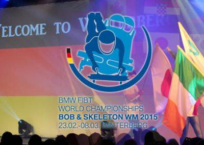 FIBT Bob & Skeleton WM 2015