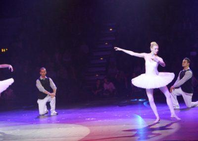 Breakdance-Ballet