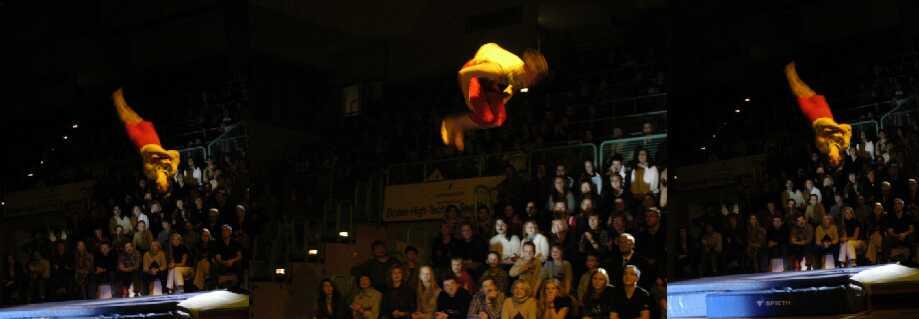 Flying Energy