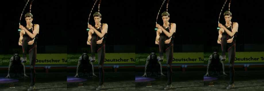 Rhythm ropes
