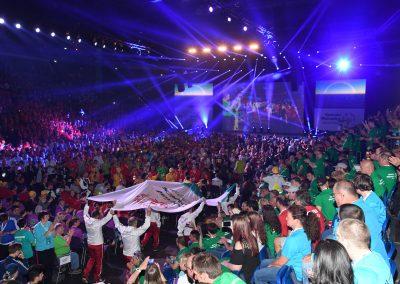 Special Olympics Kiel Eröffnungsfeier