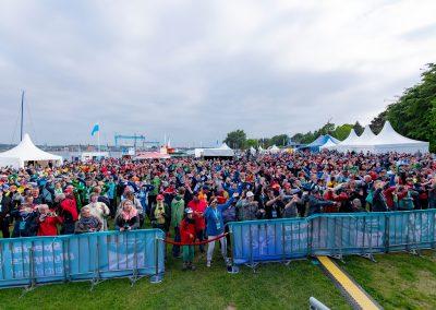 Special Olympics Kiel Abschlussfeier